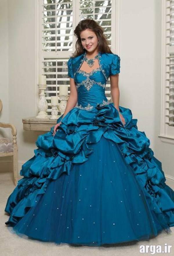 لباس نامزدی شیک و زیبا