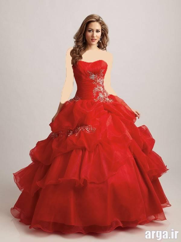 لباس نامزدی 94 قرمز