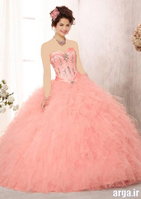 لباس نامزدی مدرن و زیبا