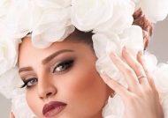 مدل آرایش عروس اروپایی 2015