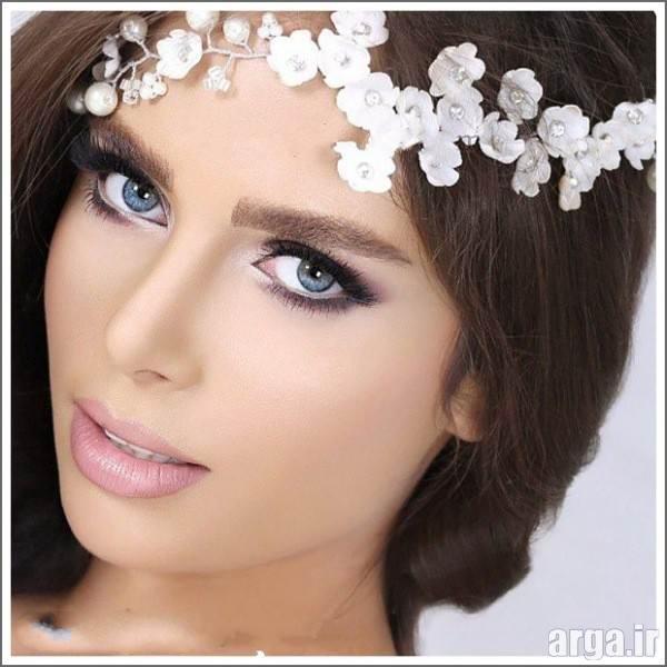 آرایش عروس 2015