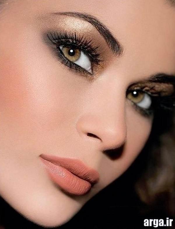 مدل آرایش صورت های کشیده