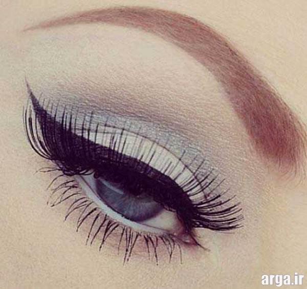 مدل خط چشم و آرایش چشم عروس