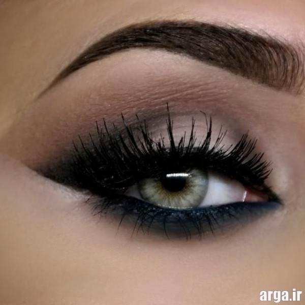 مدل سایه تیره چشم عروس