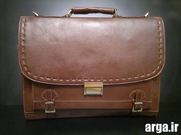 کیف چرم مردانه 10