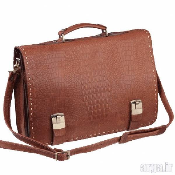 کیف چرم مردانه 8