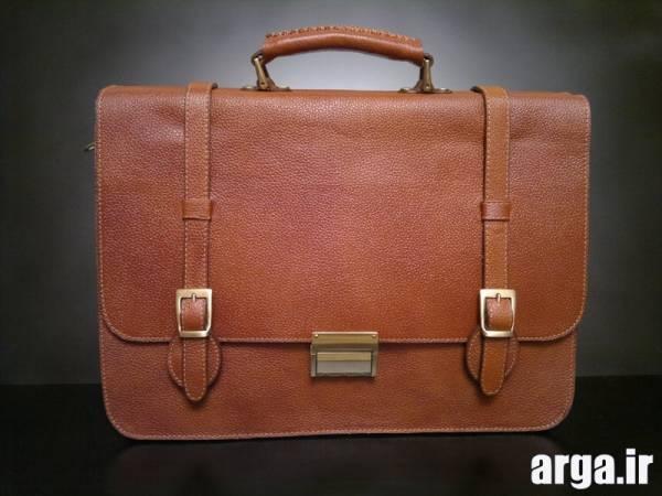 کیف چرم مردانه 9