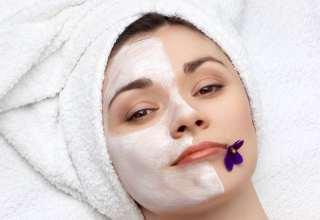 ماسک سفید کردن پوست