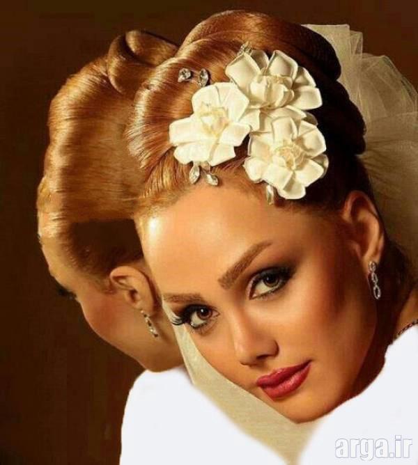 اولین مدل موی عروس شیک