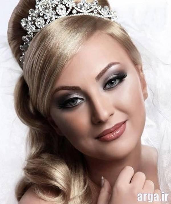 مدل مو عروس لایت
