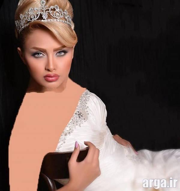 مدل موی عروس شیک و جدید