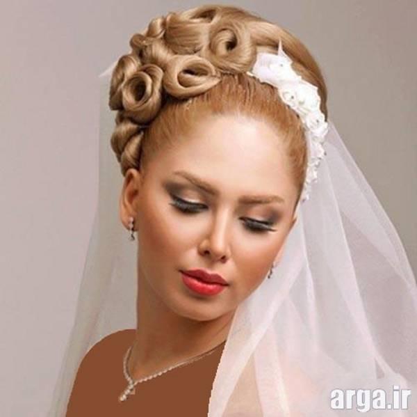 مدل موی عروس جدید و مدرن