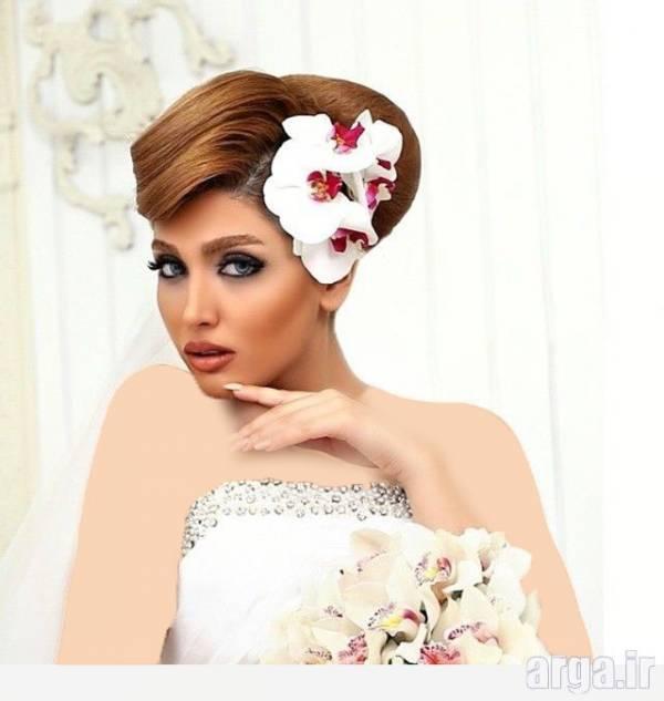 مدل موی عروس جدید و باکلاس