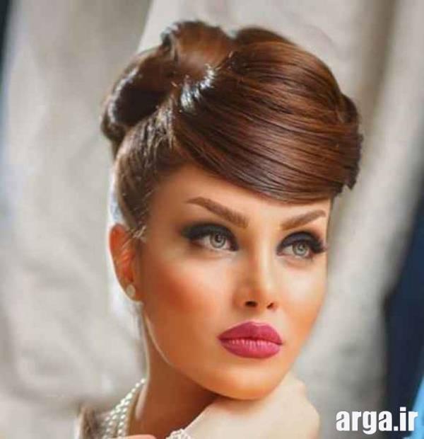 مدل موی عروس 94 شیک