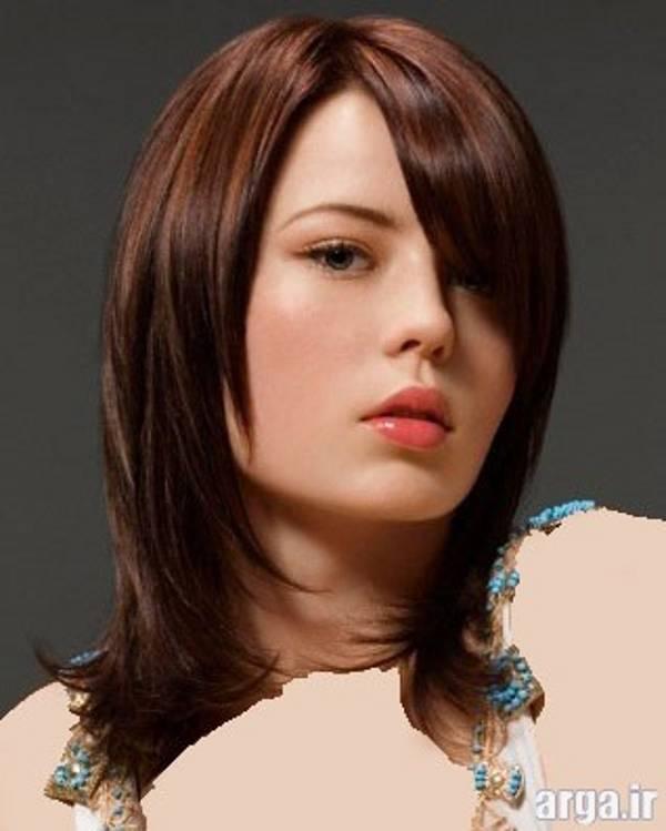 مدل موی مدرن دخترانه