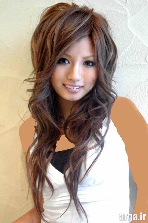 مدل موی جدید دخترانه