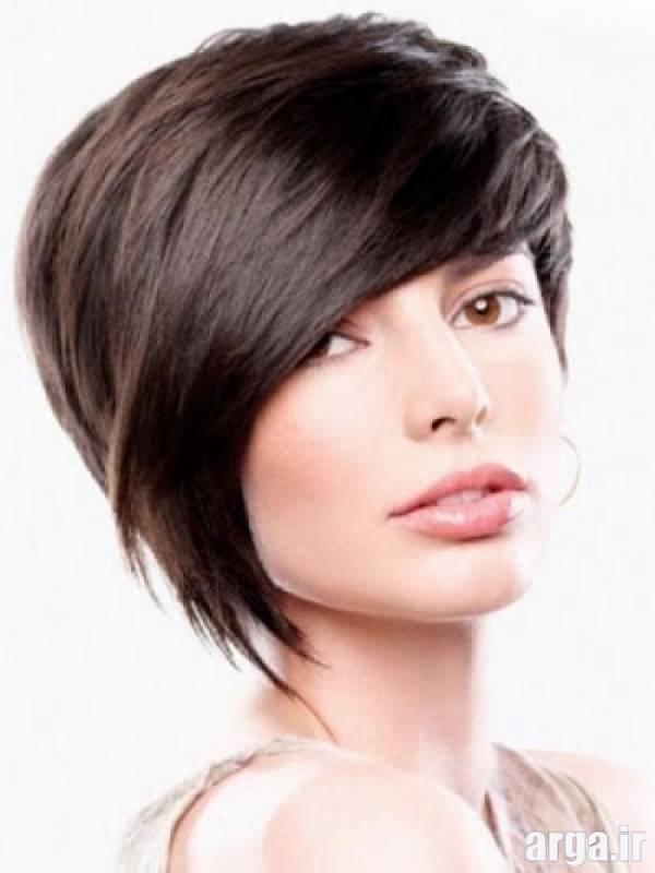 مدل موی دخترانه جدید و دوست داشتنی
