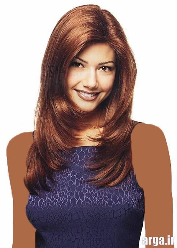 مدل موی دخترانه مدرن و شیک وزیبا