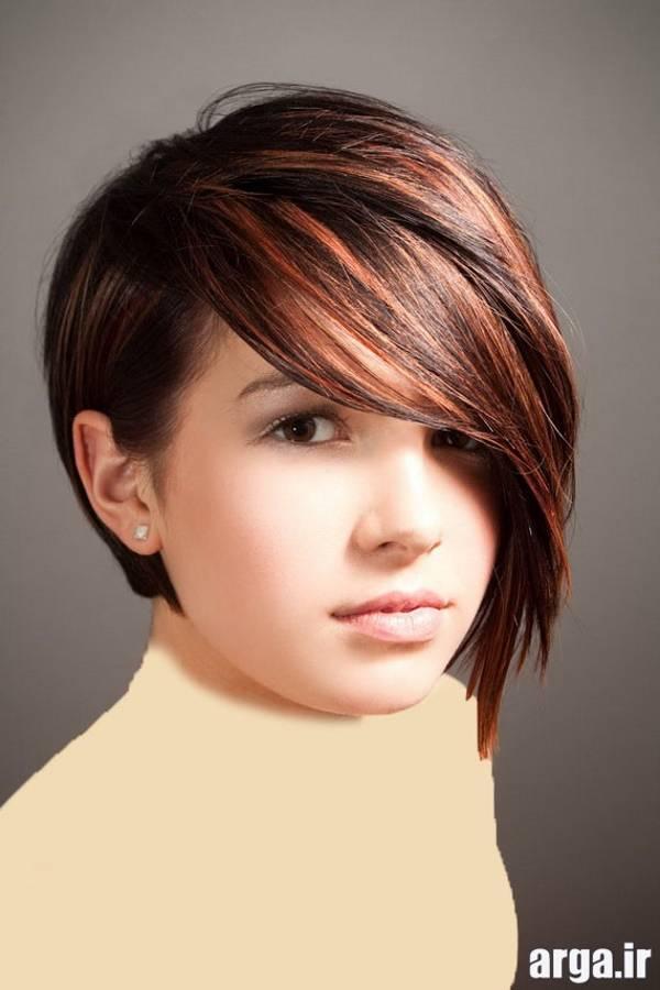 مدل موی دخترانه باکلاس و جذاب
