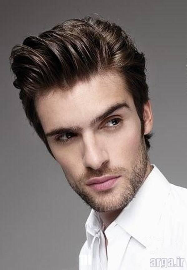 مدل مو پسرانه جذاب شکیل