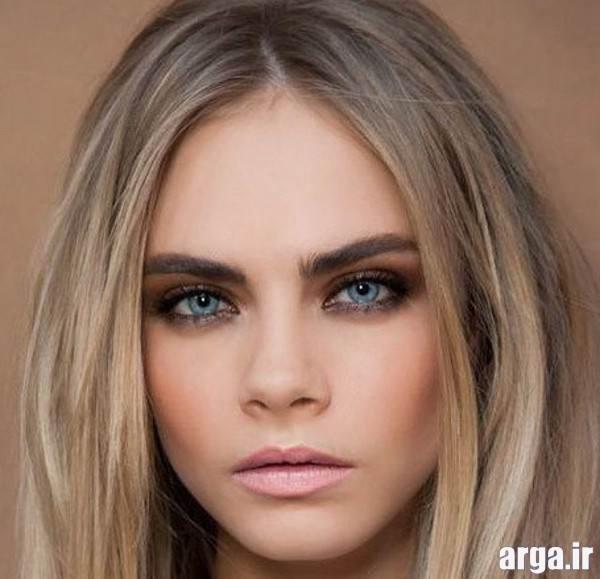 آرایش مدرن اروپایی