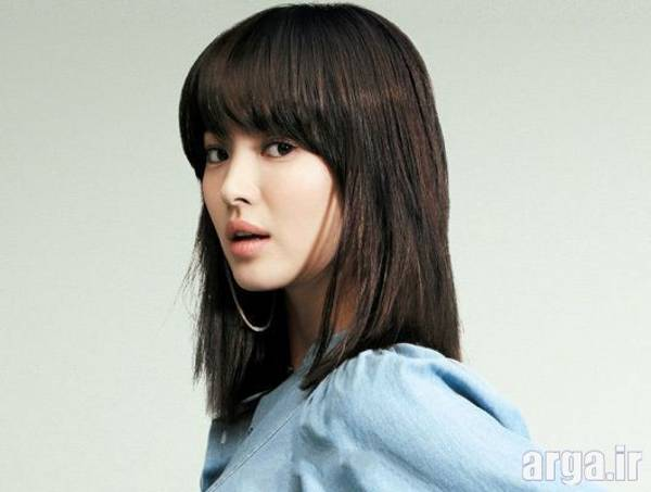 مدل مو بلند کره ای