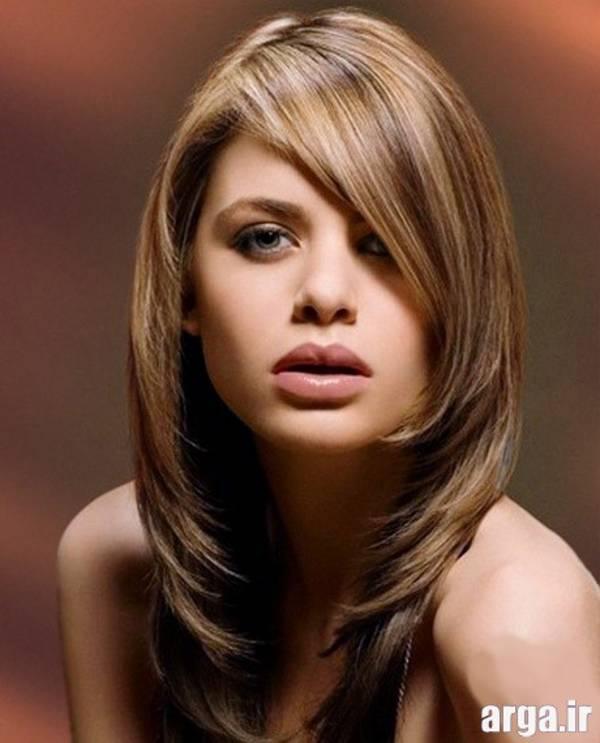 سومین مدل موی زنانه جدید