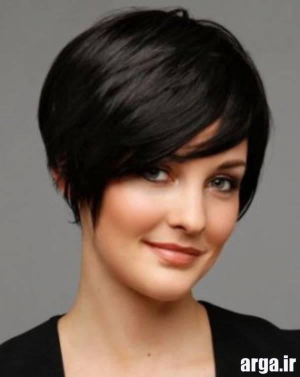 مدل موی کوتاه زنانه جدید