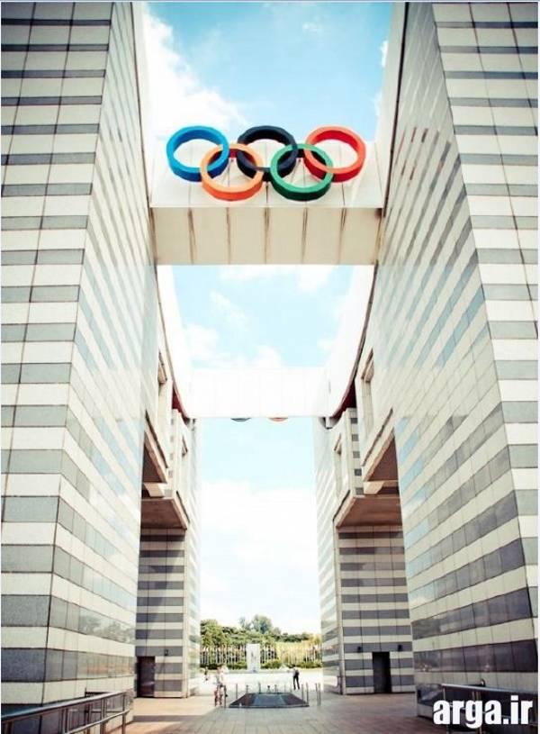 پارک المپیک 1 در عکس های سئول
