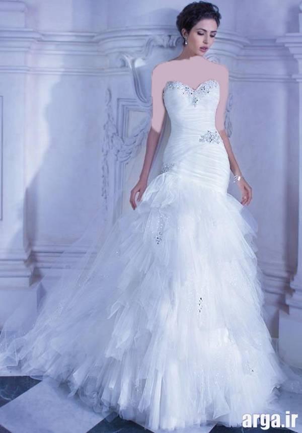 لباس عروس جدید و با کلاس