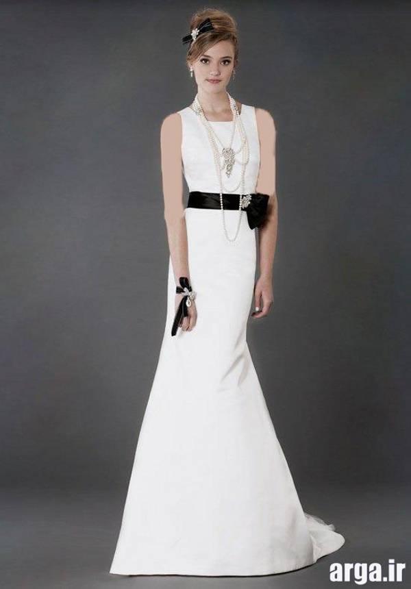 لباس عروس جدید اروپایی