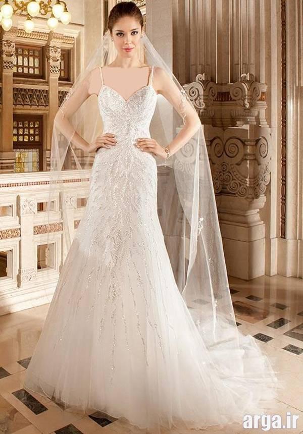 لباس عروس بندی اروپایی