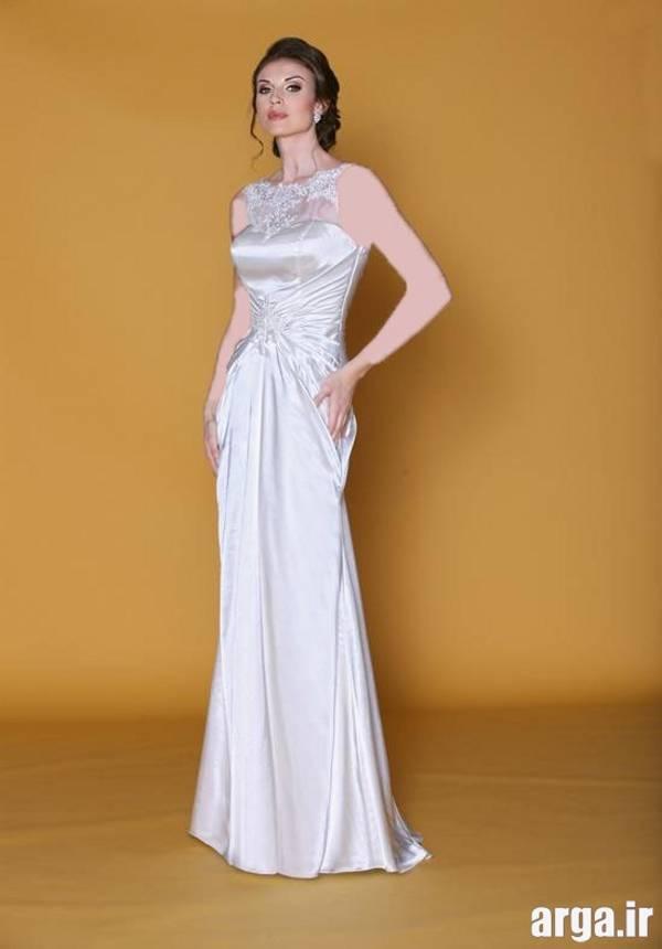 سومین مدل لباس عروس اروپایی