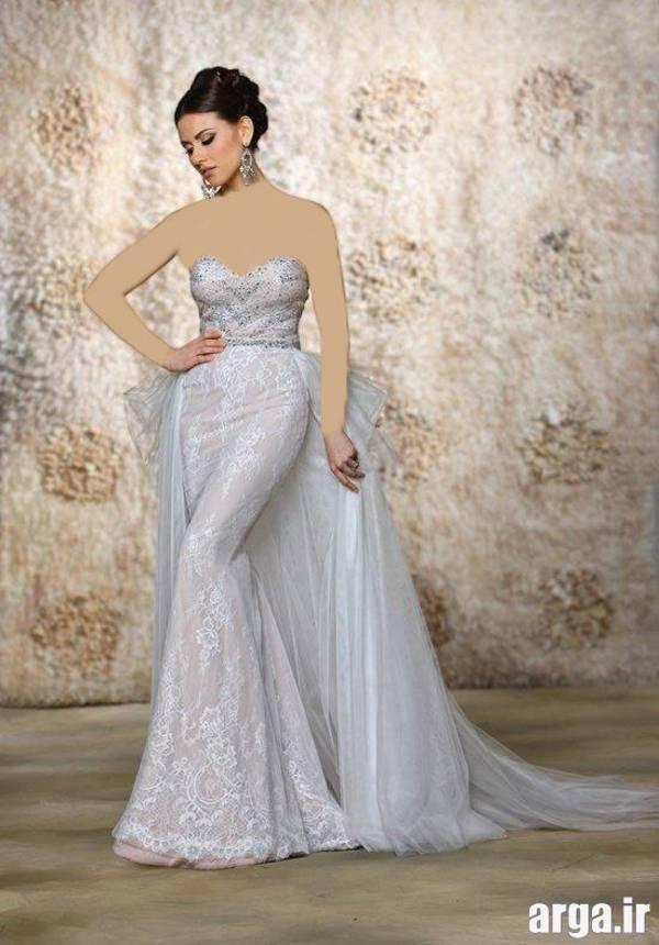 لباس عروس ساده و مدرن