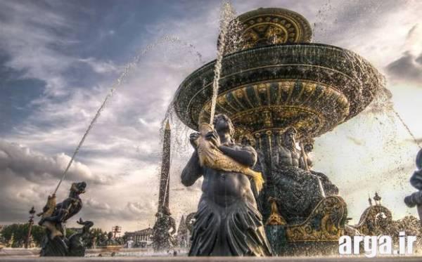 میدانی در پاریس