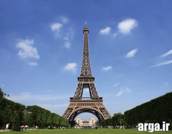 اولین مورد از تصاویر پاریس