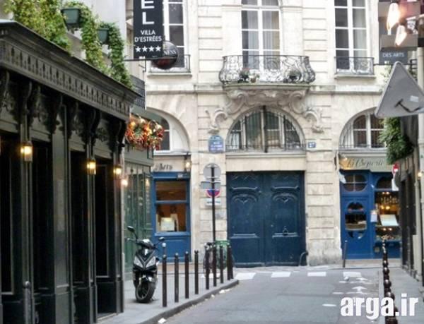 یکی دیگر از تصاویر پاریس