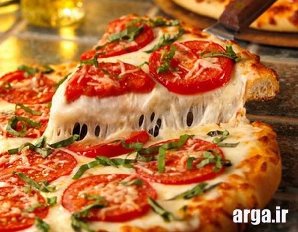 طرز تهیه پیتزا مخلوط مخصوص