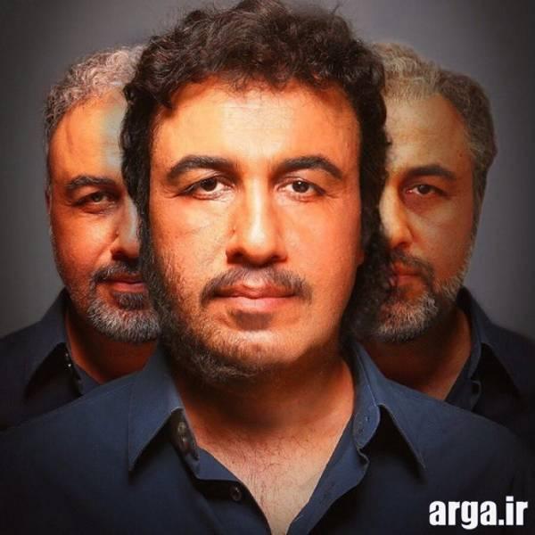 یک تصویر جالب از رضا عطاران