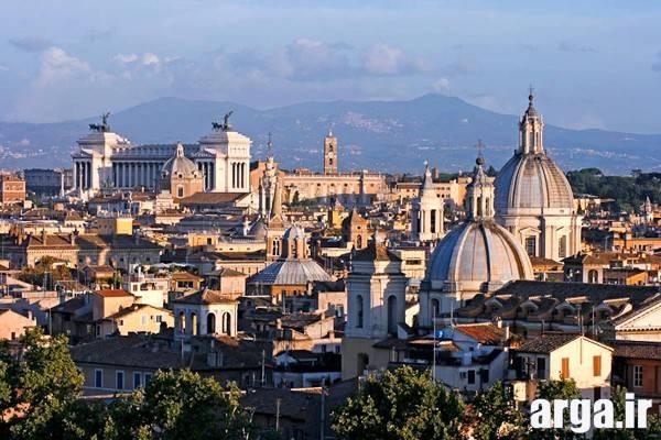 تصویر دوم از تصاویر شهر رم