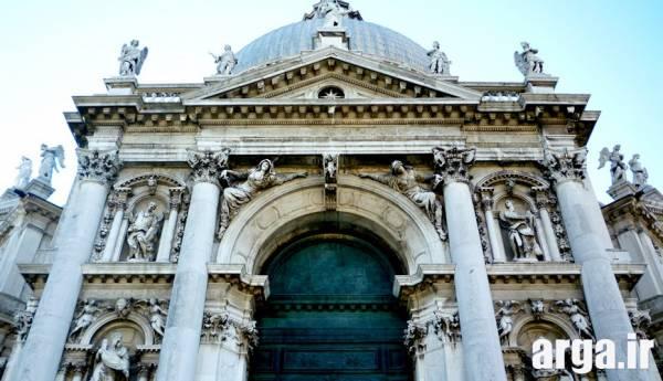 تصویر دوم کلیسای سانتا ماریا ونیز