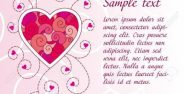 کارت پستال رمانتیک