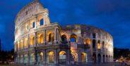 تصاویر شهر رم