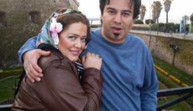 عکس های بهاره رهنما و همسرش