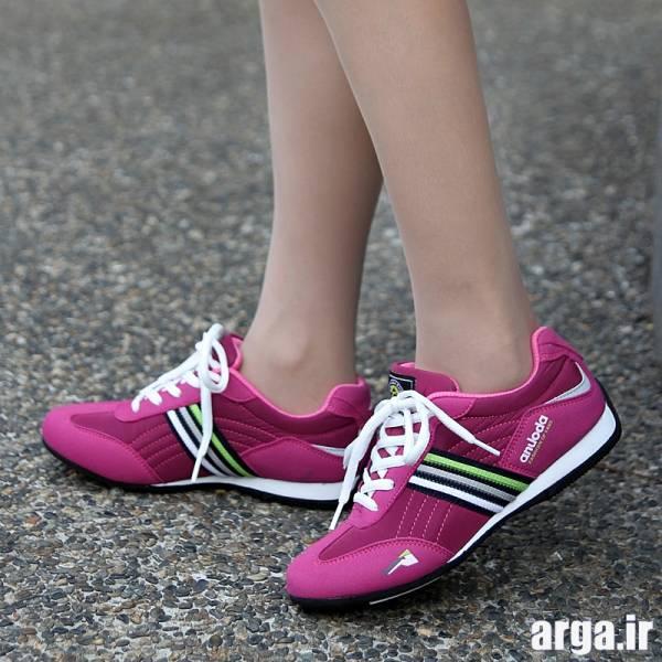 چهارمین مدل کفش اسپرت زنانه
