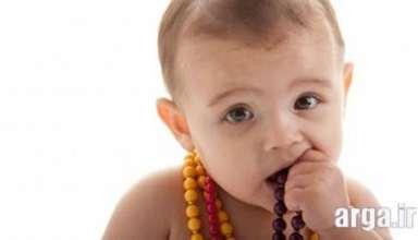 دندان درآوردن کودک