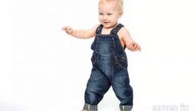 کودک و راه رفتن