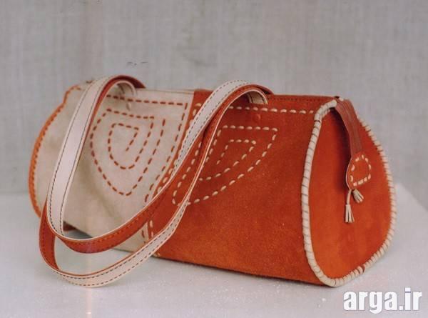 کیف چرم زنانه 4