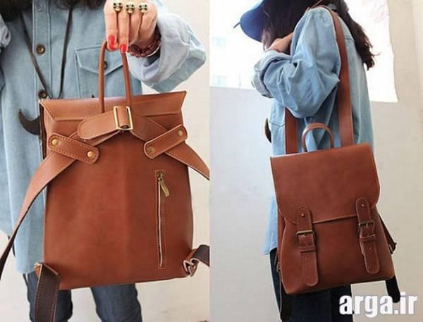 کیف چرم زنانه 6