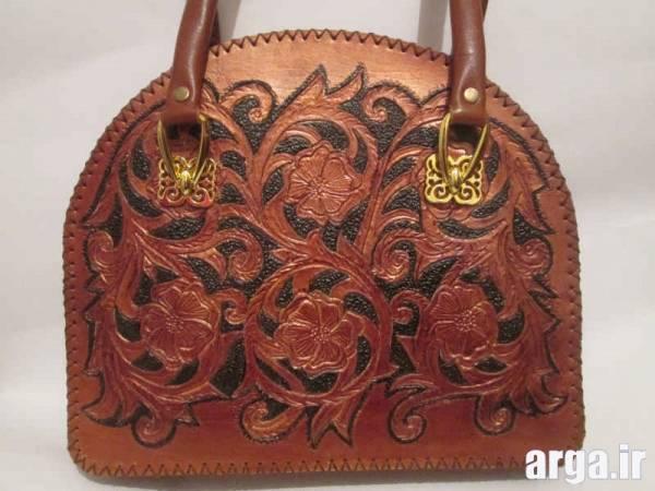 کیف چرم زنانه 7